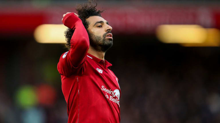 Liverpool's Mohamed Salah Won't Face Punishment After Being Photographed Using Phone While Driving