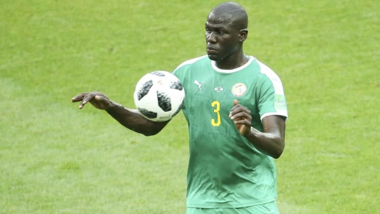 Incoming Chelsea Manager Maurizio Sarri Reportedly Targets Napoli World Cup Star Kalidou Koulibaly
