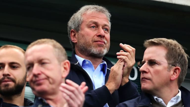 Chelsea Owner Roman Abramovich Reportedly Met With NBA Owner to Discuss Blues Sale