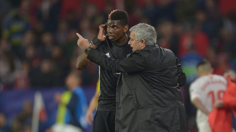 Paul Pogba Admits to 'Small Issues' With Man Utd Boss & Hints This World Cup Could Be His Last