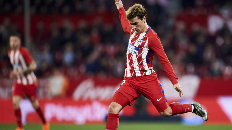 Antoine Griezmann Targets Winning Every Game This Season After Stunning Sevilla Victory