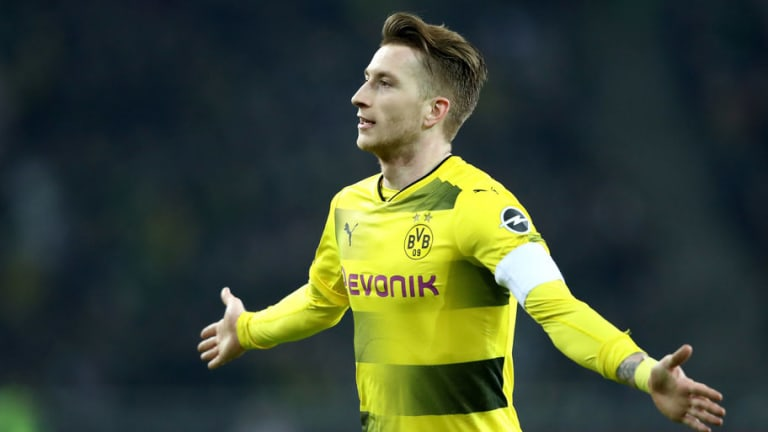 Liverpool Fans Speculate as Marco Reus Uses Roberto Firmino's Celebration During Bundesliga Game