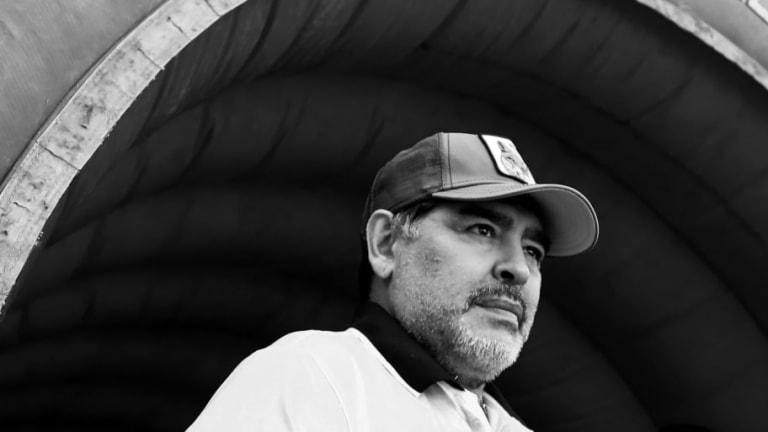 ¿LO PUEDES CREER? | Las dos caras de Maradona con la afición mexicana