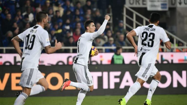 Atalanta 2-2 Juventus: Report, Ratings & Reaction as Super-Sub Ronaldo Rescues Point for Bianconeri