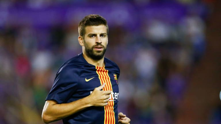 Gerard Pique in Standoff With Tennis Star Roger Federer as Off-Field Considerations Grow