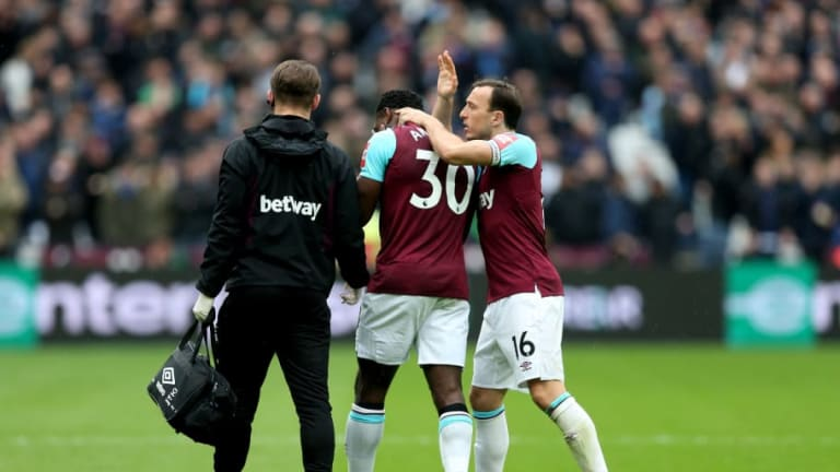 West Ham Willing to Listen to Offers for Midfielder Michail Antonio After Season of Injury Troubles