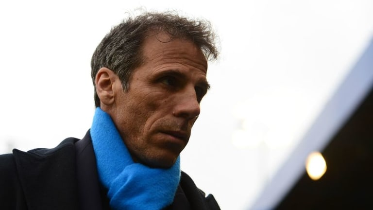 Chelsea Legend Gianfranco Zola Urges Blues Board to Sort Out Problems With Antonio Conte