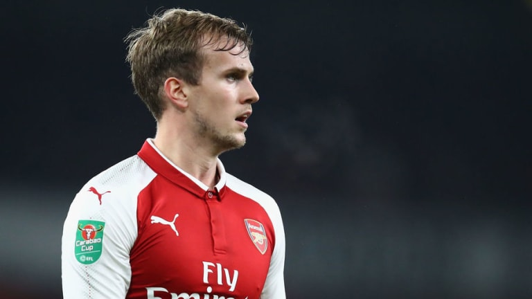 Clarets Ready Fresh Loan Offer for Arsenal Defender With Gunners Reluctant Over Move