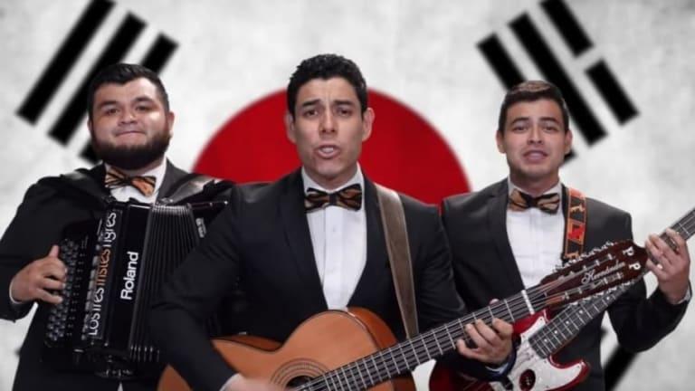 AGRADECIDOS | Los Tres Tristes Tigres componen canción a Corea tras el pase de México