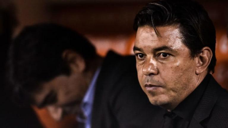 COPA LIBERTADORES | La probable alineación de River para jugar contra Gremio