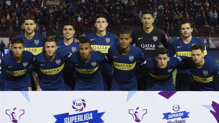Huracán 0-0 Boca Juniors   El unoxuno del Xeneize