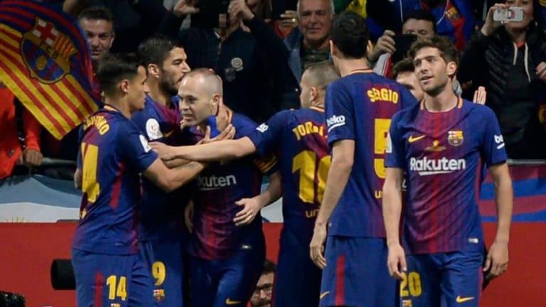 Las cuentas del FC Barcelona para ser campeón este fin de semana