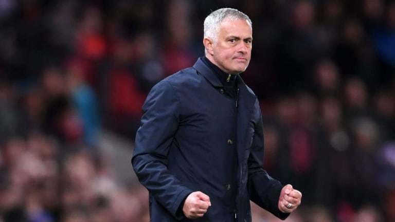 Jose Mourinho Given Private Show of Support Following Man Utd's Comeback Win Over Newcastle