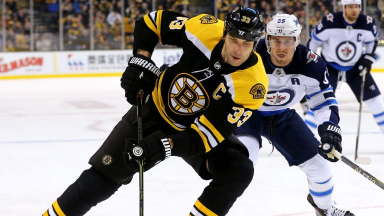 Bruins Sign Defenseman Zdeno Chara to One-Year Extension