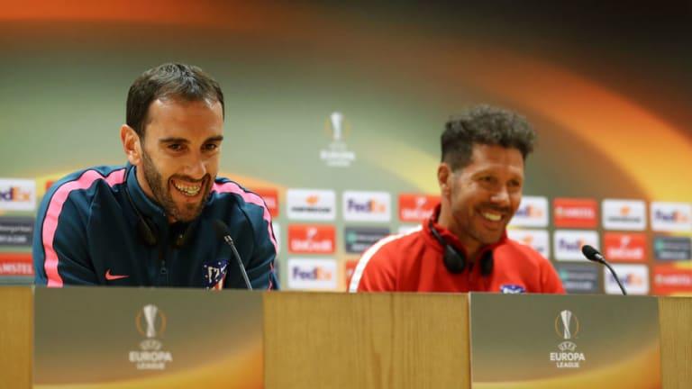 """Simeone: """"Lo importante es ganar, absolutamente ganar"""""""