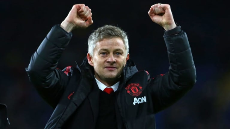 Ole Gunnar Solskjaer Admits He Would Happily Become Permanent Man Utd Manager
