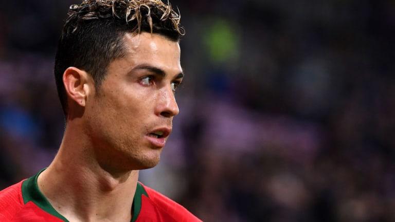 La gran racha goleadora de Cristiano que se rompió ayer frente a Holanda