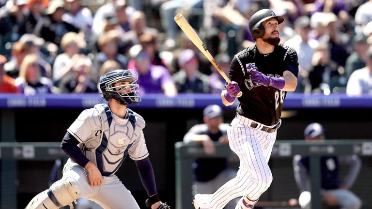 David Dahl is Back and Needs to be on the Fantasy Baseball Radar