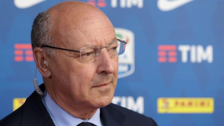 Giuseppe Marotta 'Holds Talks With Inter' Despite Reported Interest From Man Utd & Arsenal