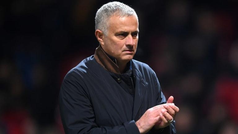 Jose Mourinho Refuses to Discuss Reports of £91m Man Utd ...
