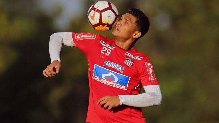 Teofilo Gutiérrez se queda en Junior de Barranquilla