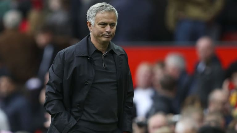 Jose Mourinho Rubbishes Claims of Rift With Paul Pogba Amid Uncertainty Over Midfielder's Future