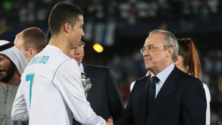 REVELADO | El nuevo precio que estaría pidiendo Florentino Pérez por Cristiano Ronaldo