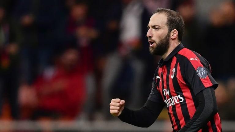 Gonzalo Higuain Seeking Chelsea Switch With Juventus Happy to Accomodate Striker's Demands