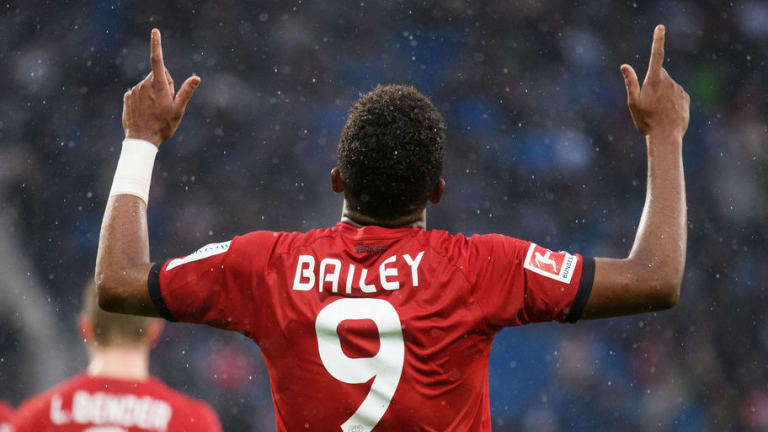 Liverpool Now Targeting Bayer Leverkusen's Leon Bailey After Giving Up On Thomas Lemar