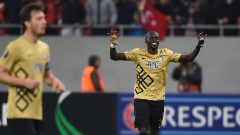 Ndiaye Will Always Love You: Stoke Table £14m Bid for Wantaway Galatasaray Midfielder Badou Ndiaye
