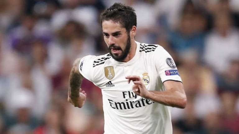 Real Madrid Boosted as Key Pair Marcelo and Isco Near Full Fitness After Spells Out