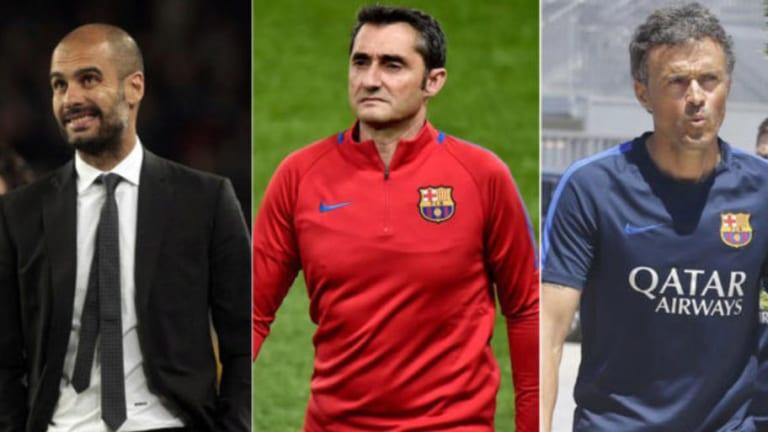 El Barça tiene el triplete más accesible que nunca este año