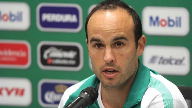 OPINIÓN | México no está contento con la llegada de Landon Donovan al León