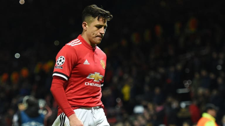 Ale No Mates: Interesting Details Regarding Alexis Sanchez's January Move to Man Utd Revealed