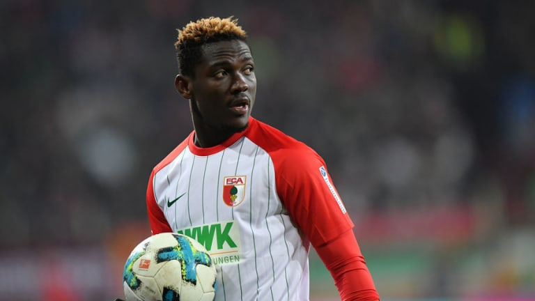 West Ham Set to Beat Everton in Race to Sign Augsburg Defender Daniel Opare
