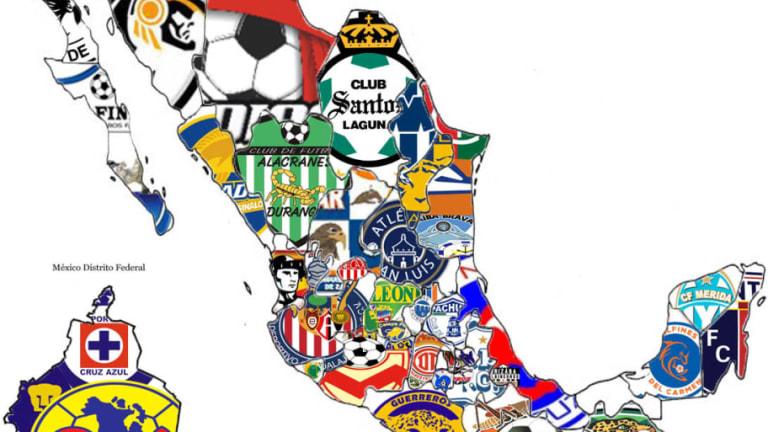 Los estados de México que no tienen club de fútbol