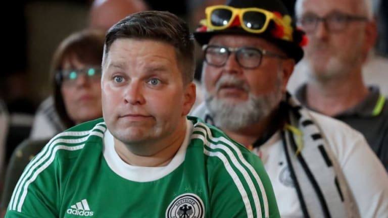 Twitter Explodes as Germany Collapse to Crash Out of the 2018 World Cup in the Group Stage