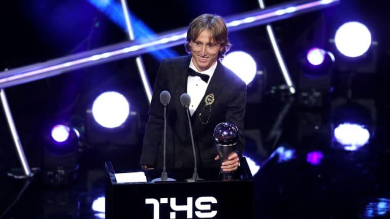 La maldición del Real Madrid siempre que uno de sus jugadores gana el The Best