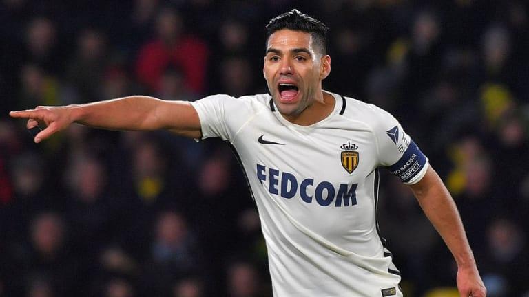 FICHAJES | El jugador colombiano que Falcao ha recomendado al Mónaco