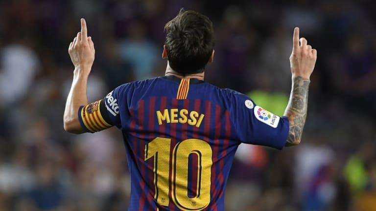 El nuevo paso al frente del Messi capitán
