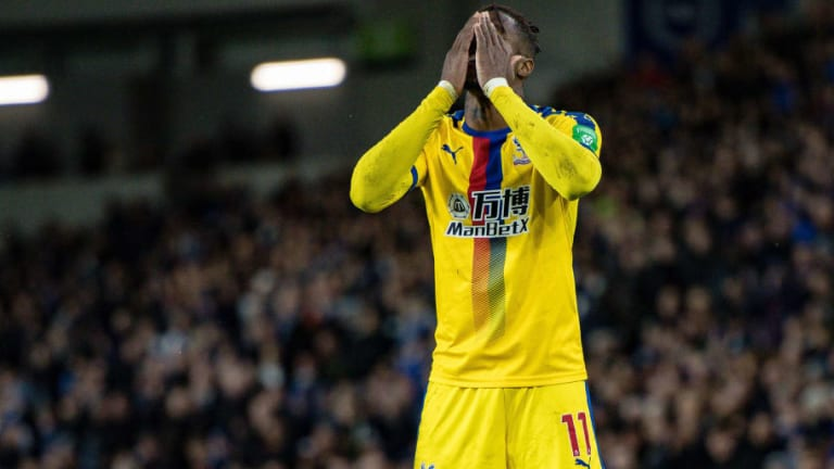 Crystal Palace Boss Roy Hodgson Seeks Striker Reinforcements to Avoid Another Relegation Scrap
