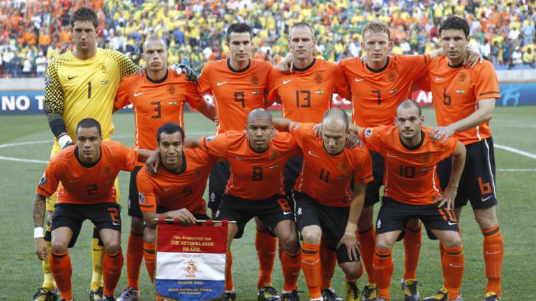 World Cup Countdown: 4 Days to Go - When Oranje Ditched Total Football in 2010 to Near-Perfection