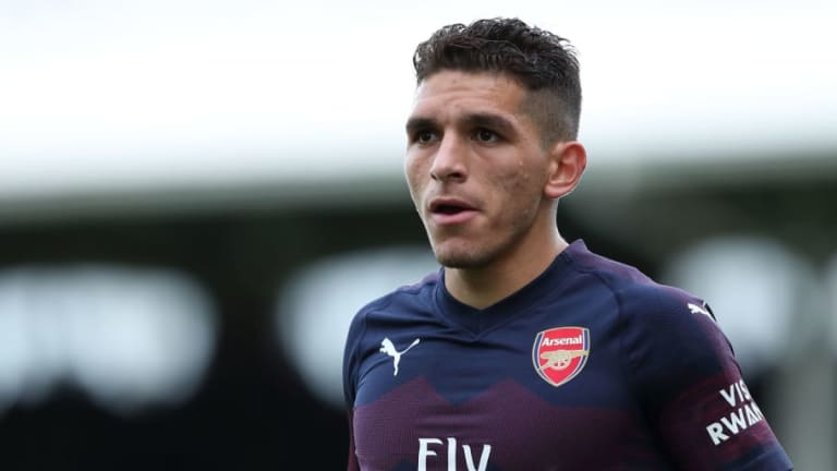 ​Lucas Torreira 'Proud' That Fans Sing His Name & Admits He's Lucky to Have Joined Arsenal
