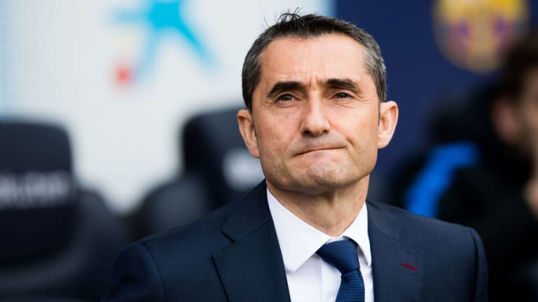 Ernesto Valverde Insists Barcelona Must 'Sweat' to Claim Title After Lacklustre Stalemate