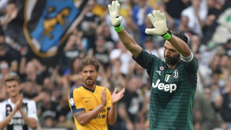 VIDEO: Gianluigi Buffon Issues Heartfelt Goodbye as Juventus Legend Signs on PSG Dotted Line
