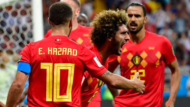 World Cup Daily Podcast: Belgium Stuns Japan With Epic Second-Half Comeback