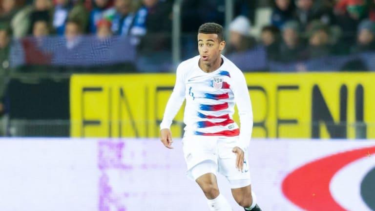 Joven promesa Tyler Adams aspira a ser capitán de la selección de Estados Unidos