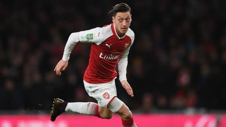 Mesut Ozil Set to Agree New 3-Year Deal at Arsenal Following Pierre-Emerick Aubameyang 'Ambition'