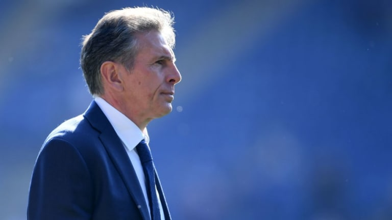 Claude Puel Apologises to Fans for Leicester's Dismal Display Following 2-0 Defeat to West Ham