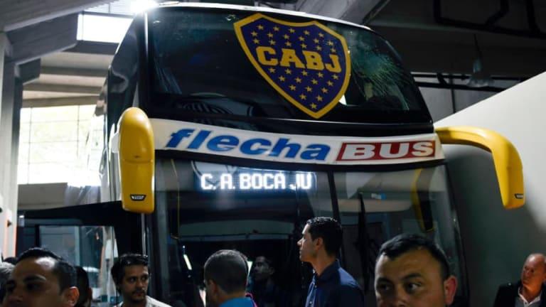 ULTIMO MOMENTO | Podrían suspender a tres jugadores de Boca Juniors
